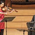 Photos: 須田祥子 バッハ ヴィオラ・ダ・ガンバ ソナタ第1番 ト長調 BWV 1027 第1楽章