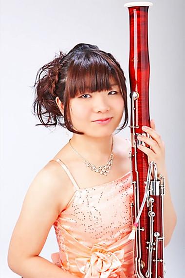 丸山佳織 まるやまかおり ファゴット奏者  Kaori Maruyama