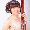 写真: 丸山佳織 まるやまかおり ファゴット奏者  Kaori Maruyama