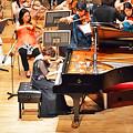 大森晶子 おおもりあきこ ピアノ奏者 ピアニスト コレペティトール プロデューサー クラシック音楽指導者 Akiko Oomori
