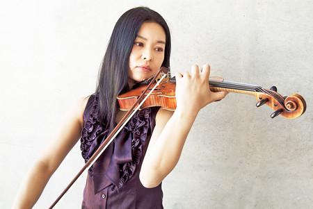 江頭摩耶 えがしらまや ヴァイオリン奏者 ヴィオラ奏者 ヴァイオリニスト ヴィオリスト