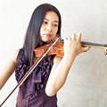 写真: 江頭摩耶 えがしらまや  ヴァイオリン奏者 ヴィオラ奏者   ヴァイオリニスト ヴィオリスト  Maya Egashira