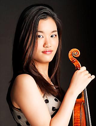 青木尚佳 あおきなおか ヴァイオリン奏者 ヴァイオリニスト