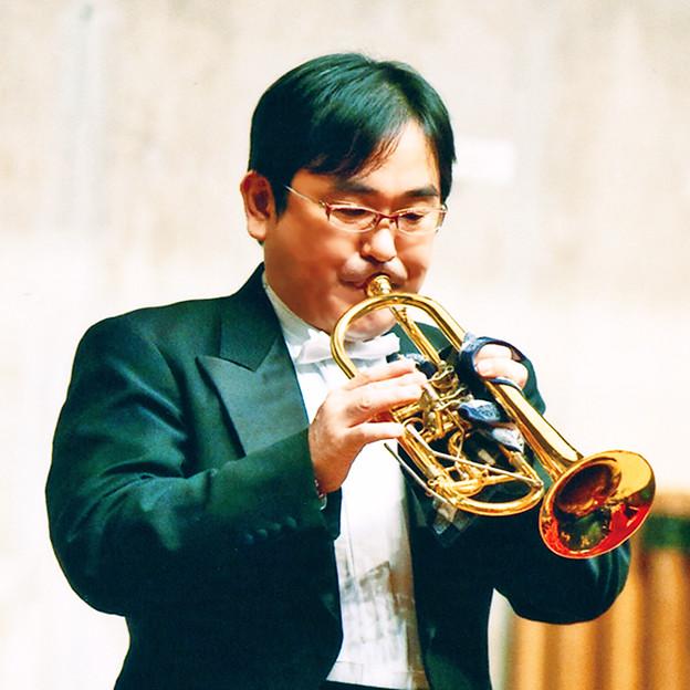小林好夫 こばやしよしお  トランペット奏者          Yoshio Kobayashi