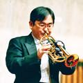 Photos: 小林好夫 こばやしよしお  トランペット奏者          Yoshio Kobayashi