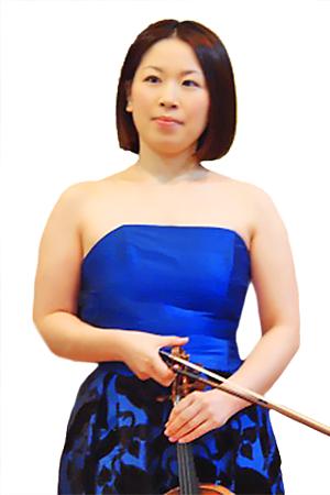 北原めぐみ きたはらめぐみ ヴァイオリン奏者 ヴァイオリニスト