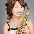 写真: 村田礼奈 むらたれな サックス奏者  Rena Murata