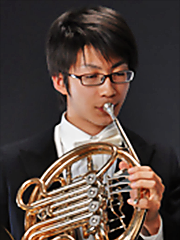 小田原瑞輝 おだわらみずき ホルン奏者 Mizuki Odawara
