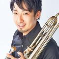 Photos: 小篠亮介 こしのりょうすけ  トロンボーン奏者        Ryousuke Koshino