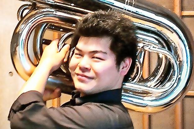 三村大生 チューバ奏者