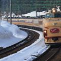 写真: 2011年2月27日 はくたか2号