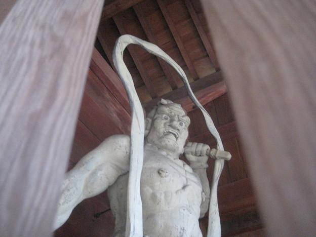 仁王像(徳島観音寺)