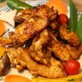 塩麹でしっとり!鶏むね肉の唐揚げ200円