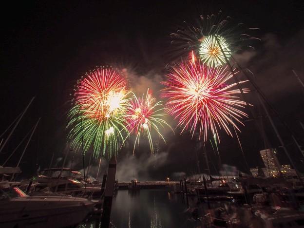 2016年7月24日 熱海海上花火大会(3)