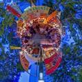 2016年8月12日 静岡夏祭り夜店市 Little Planet(1) HDR