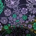 「清水港 海と光の空間」 雨の中で見る清水港・エスパルスドリームプラザのイルミネーション(2)
