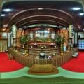 Photos: 2017年2月17日 沢田涅槃堂 360度パノラマ写真