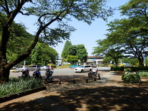 津久井湖駐車場