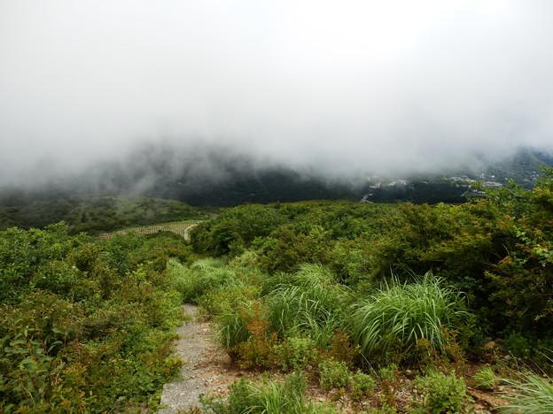 箱根ケーブルカー廃線跡(駒ヶ岳鋼索線)