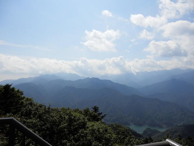 Photos: 仏果山展望台から
