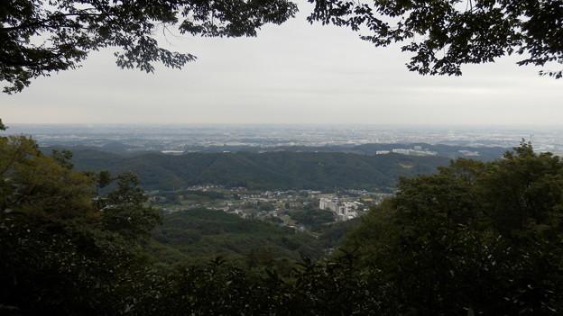 頂上付近の見晴らし^^
