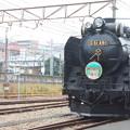 D51 498 SLレトロ碓氷ヘッドマーク