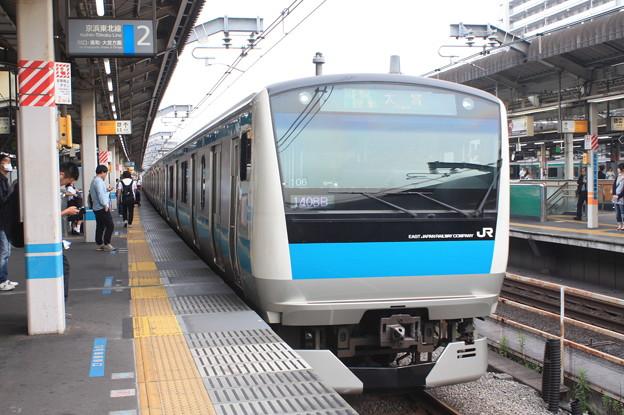 京浜東北線 E233系1000番台サイ106編成