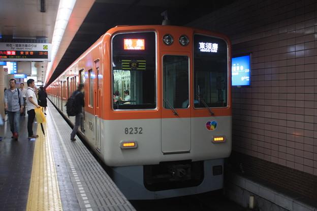 阪神8000系8232F