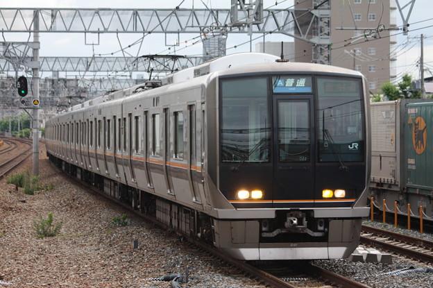 JR神戸線 321系D22編成