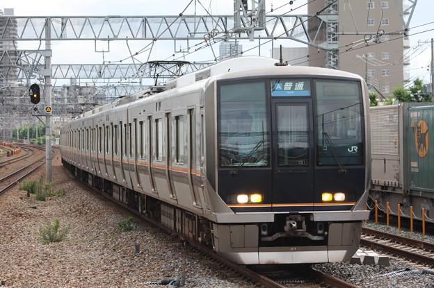 JR神戸線 321系D21編成