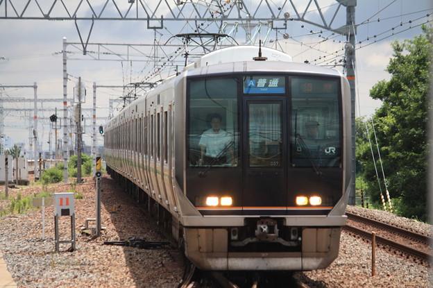 JR神戸線 323系D37編成