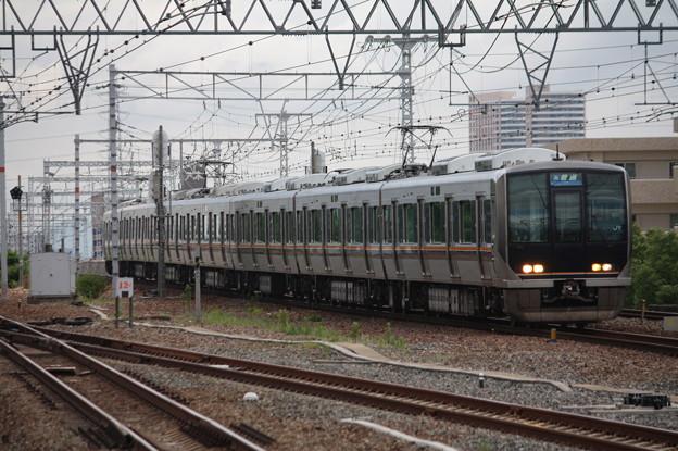 JR神戸線 323系D2編成