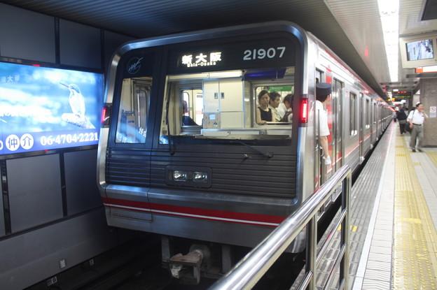 大阪市営地下鉄御堂筋線21系21607F