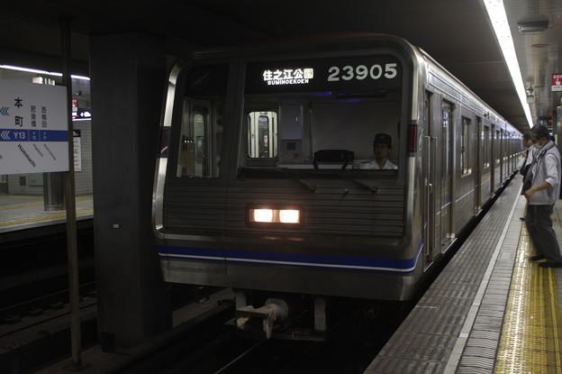 大阪市営地下鉄四つ橋線23系23905F