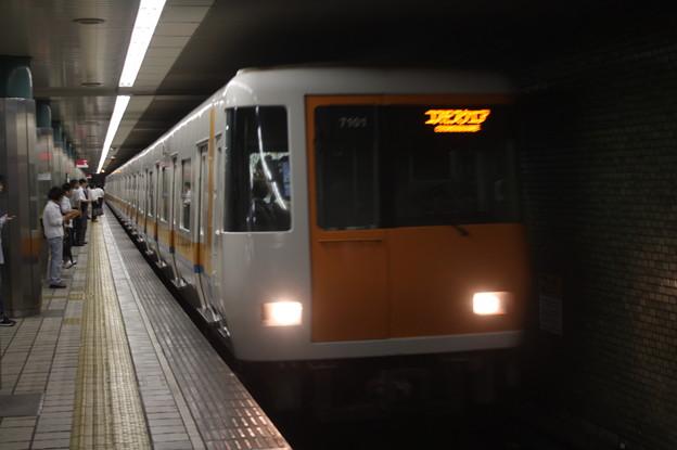 近鉄7000系7101F