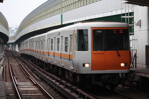 近鉄7000系7123F