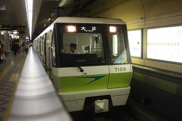 大阪市営地下鉄長堀鶴見緑地線70系7125F