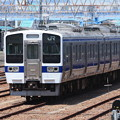 Photos: 高萩駅留置されている415系1500番台 (2)