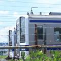 Photos: 高萩駅留置されている415系1500番台 (4)