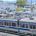 高萩駅留置されている415系1500番台 (7)