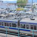 Photos: 高萩駅留置されている415系1500番台 (7)