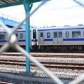 高萩駅留置されている415系1500番台 (15)