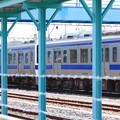 高萩駅留置されている415系1500番台 (18)