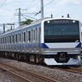 Photos: 常磐線 E531系3000番台K552編成