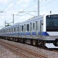 Photos: 常磐線 E531系3000番台K552編成 (1)