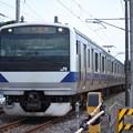 Photos: 常磐線 E531系K474編成