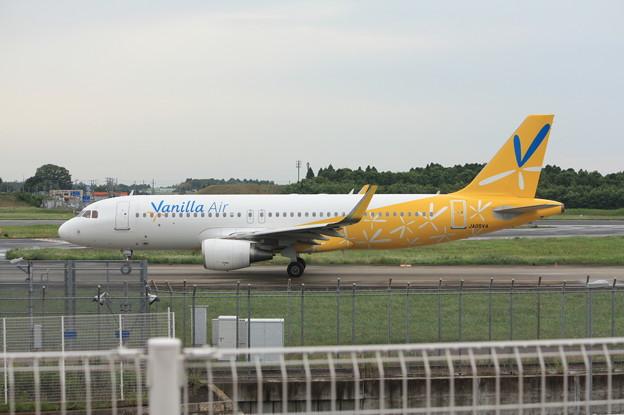 バニラエア エアバスA320-200 JA05VA