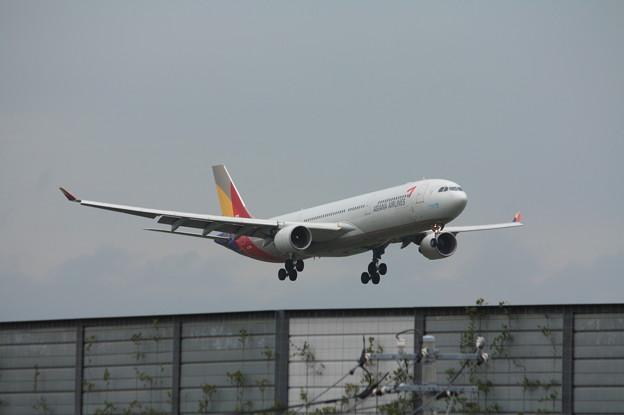 アシアナ航空 エアバスA330-300 HL7746