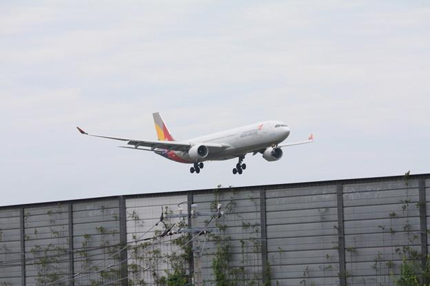 アシアナ航空 エアバスA330-300 HL7794