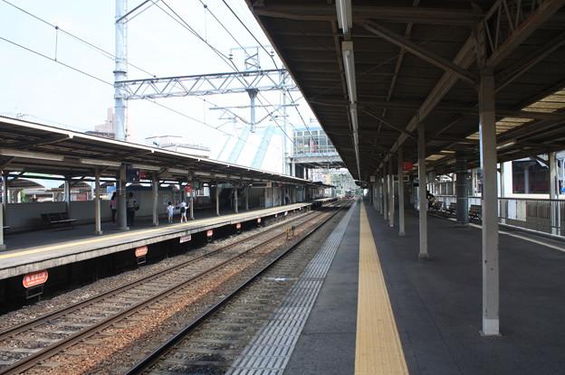 阪急宝塚線 蛍池駅 ホーム